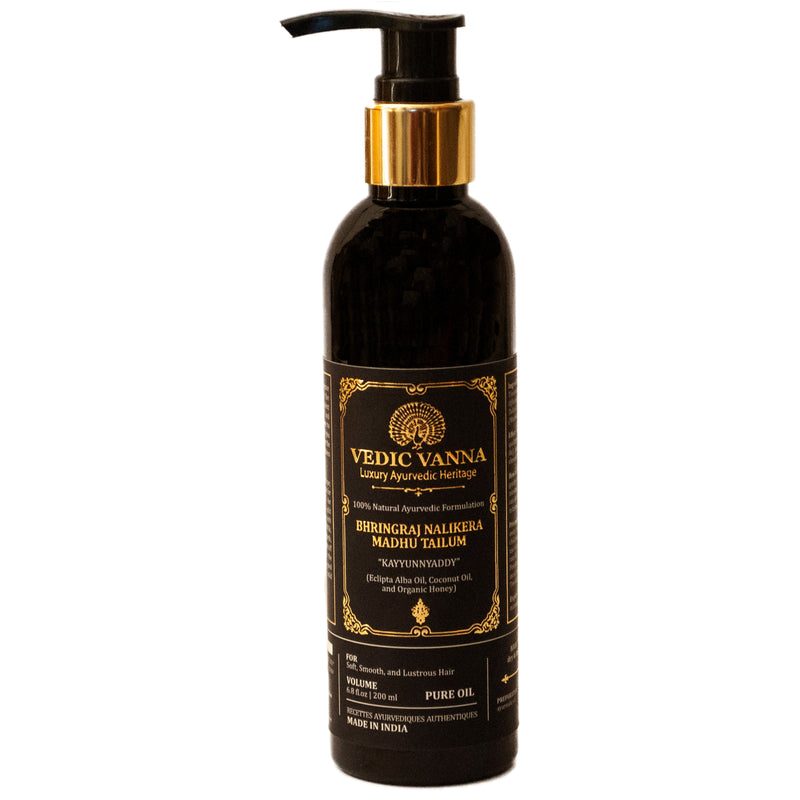 Bhringraj Ayurvedic Hair Oil