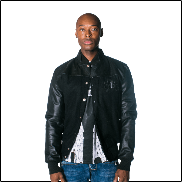 JH Varsity Slim fit Lambskin Jackets-J.Hinton Collections