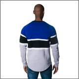 JH Royal Striped Sweatshirt-J.Hinton Collections