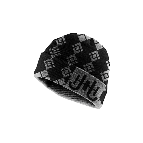 JH Wool Beanie (Gray)-J.Hinton Collections