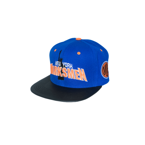 Marksmen Premium Adjustable (NYK INSPIRED) Cap-J.Hinton Collections