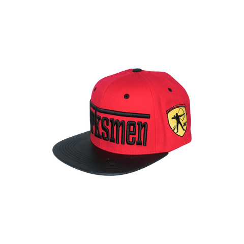 Marksmen Premium Adjustable (FERRARI INSPIRED) Cap-J.Hinton Collections