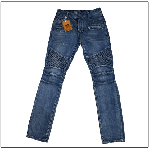 JH Signature Biker Jeans-J.Hinton Collections
