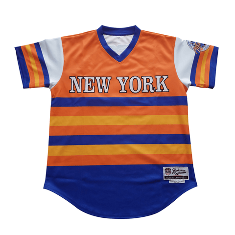 New York Authentic Jersey-J.Hinton Collections