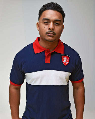 Marksmen Polo (Navy)