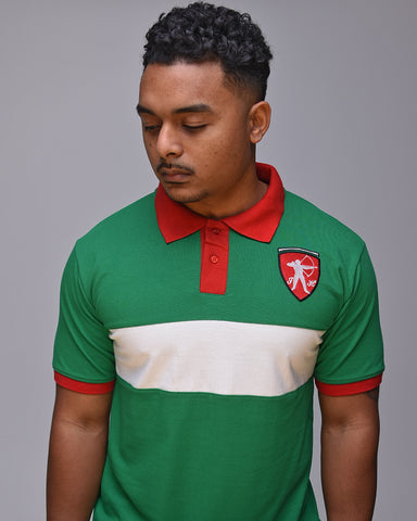 Marksmen Polo (Kelly Green)