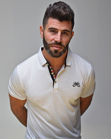 JH Signature Polo (White)