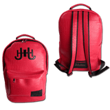 JH Crocodile embossed backpack-J.Hinton Collections