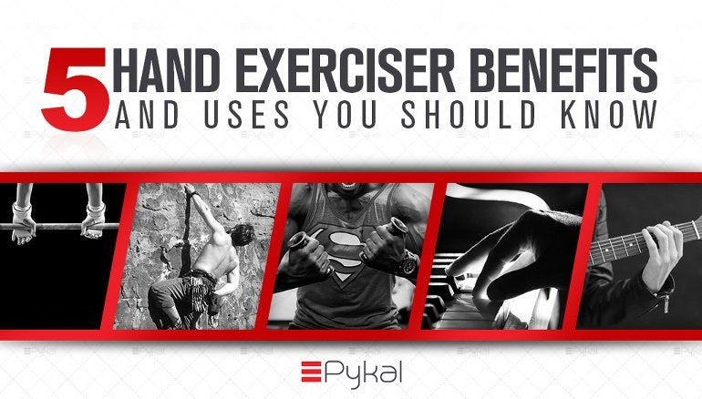 5 Hand Strengthener & Exercise Benefits and Uses You Should Know