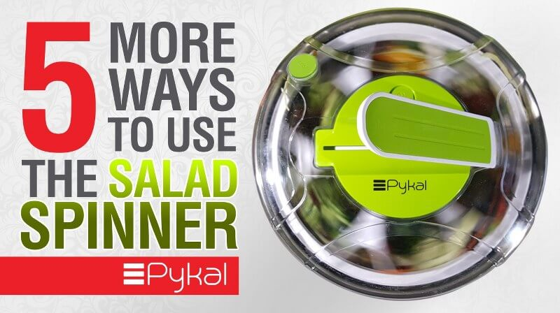 5 Different Ways to Use Salad Spinner