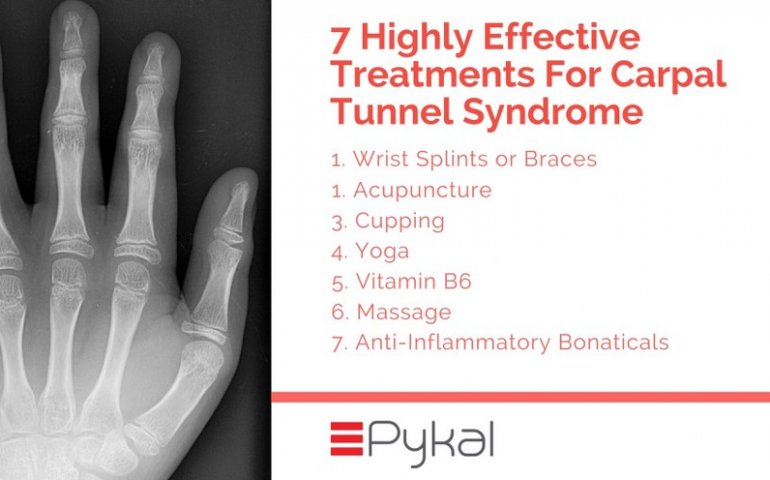 7 Highly Effective Non-Surgical Treatments for Carpal Tunnel Syndrome
