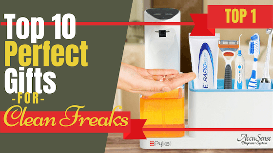 Perfect Gifts for Clean Freaks that They will Love