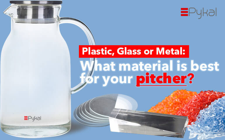 What material is best for your pitcher?