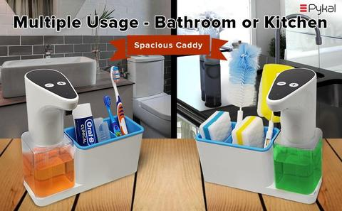soap dispenser for bathroom and kitchen