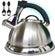 Whistling Tea Kettle with ICool - Handle (3 QT/2.84 L)