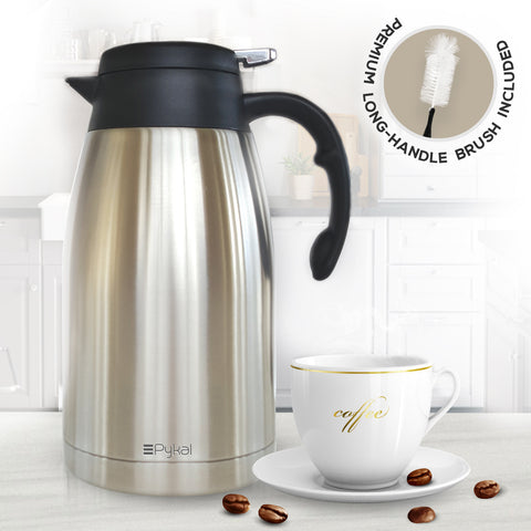 Image of carafe with coffee mug