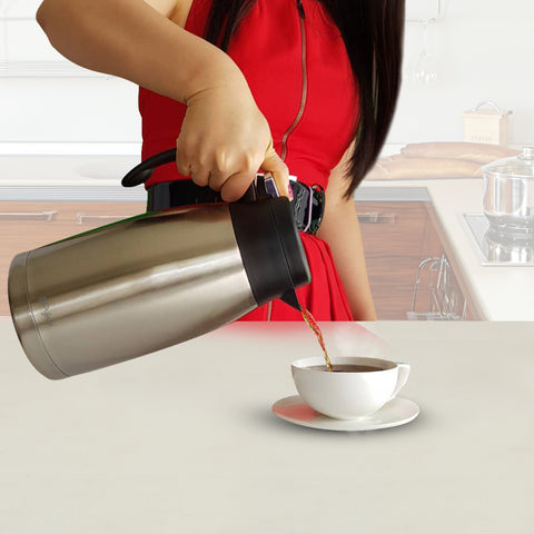 Image of easy pouring carafe