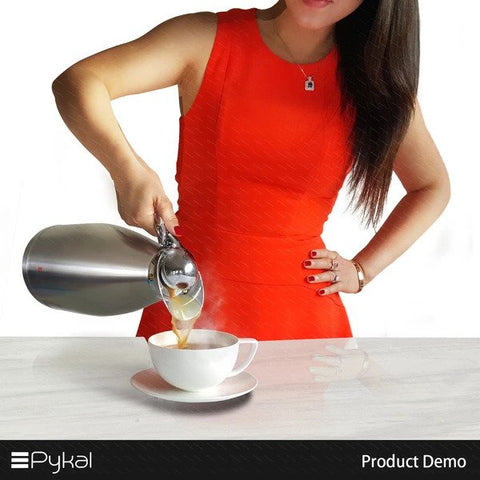 Image of easy pouring demo