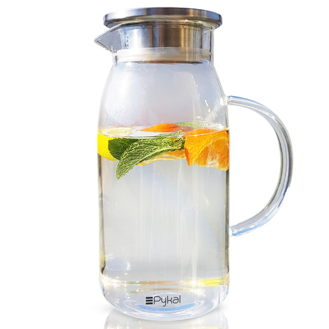 Image of glass pitcher 60oz