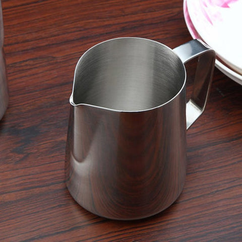 Stainless Steel Frothing Pitcher