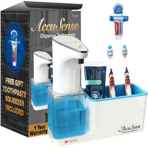 Image of soap dispenser with perfect gift box