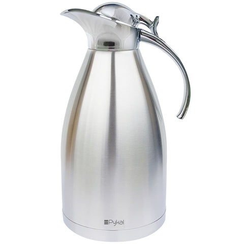 Image of thermal coffee carafe stainless steel