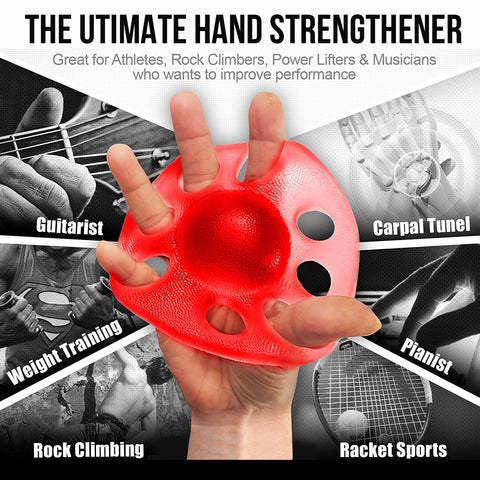 Ultimate hand strengthener