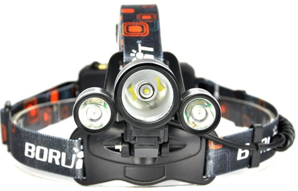 """BORUIT 1156 Headlamp's Powerful Features"""