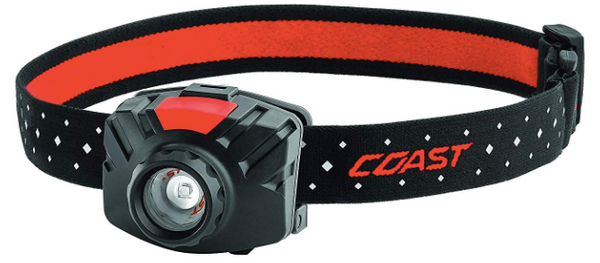 Coast FL70 Pure Beam Focusing Headlamp