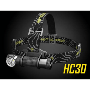 Nitecore HC30  Super Bright Compact LED Headlamp