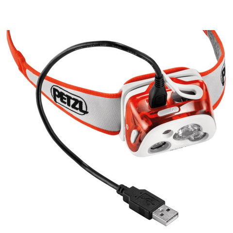 Image of PETZL REACTIK+  Headlamp Direct Cable