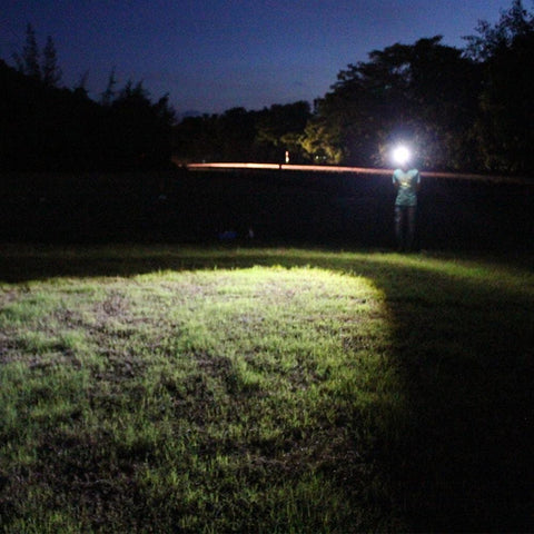 Image of Boruit RJ3000 Long Range Light Headlamp