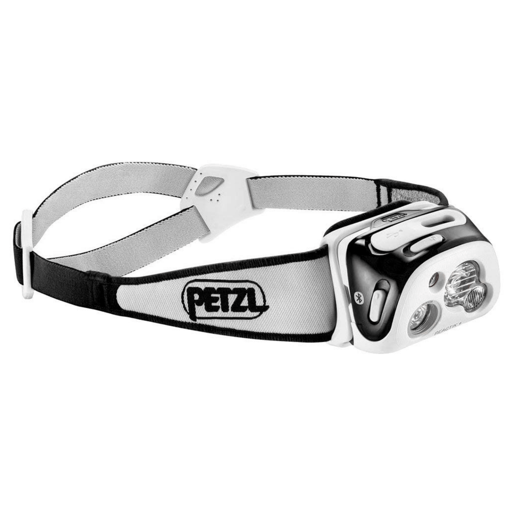 PETZL REACTIK+ Rechargeable & Programmable Headlamp