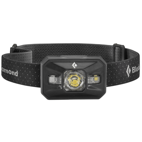 """Black Diamond STORM Black Headlamp"""