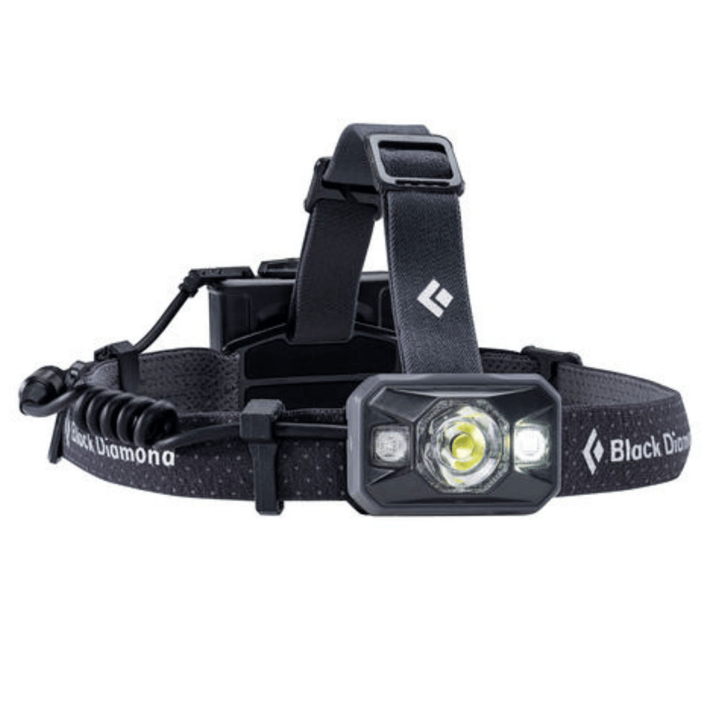 """Black Diamond Icon Black Headlamp"""