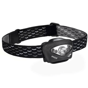 Princeton Tec Vizz Black Headlamp
