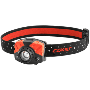 Coast FL75R Black Headlamp