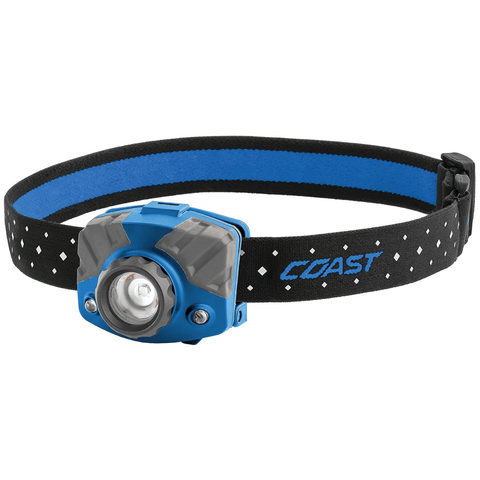 Image of Coast FL75R Blue Headlamp