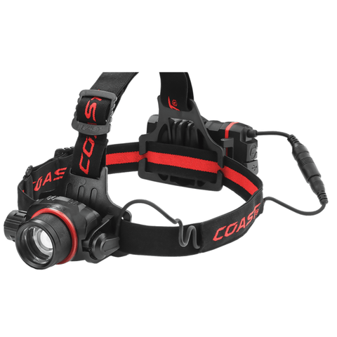 Image of Coast HL8R Rechargeable Pure Beam Focusing Headlamp