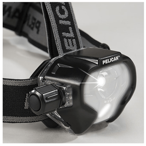 Pelican 2785 Black Headlamp Closer look