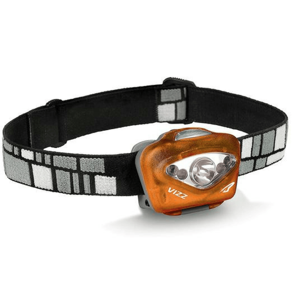 Princeton Tec Vizz Orange Headlamp