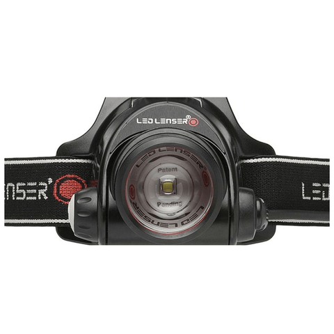 Image of LED Lenser H14R.2 Headlamp Front Shot