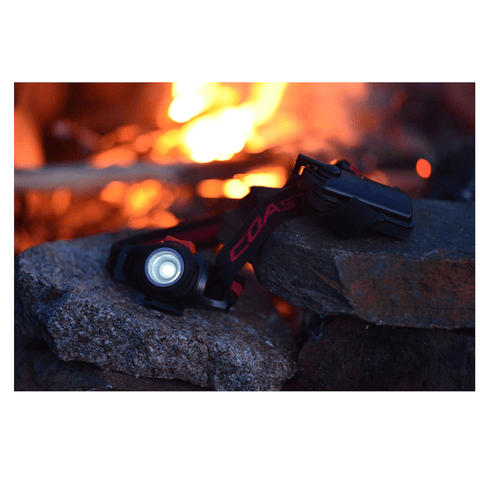Coast HL7 Headlamp for Camping