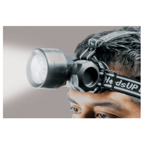Image of Pelican 2680 Headlamp being worn