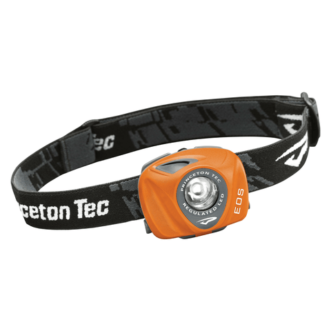 Princeton Tec EOS Tactical Headlamp Orange