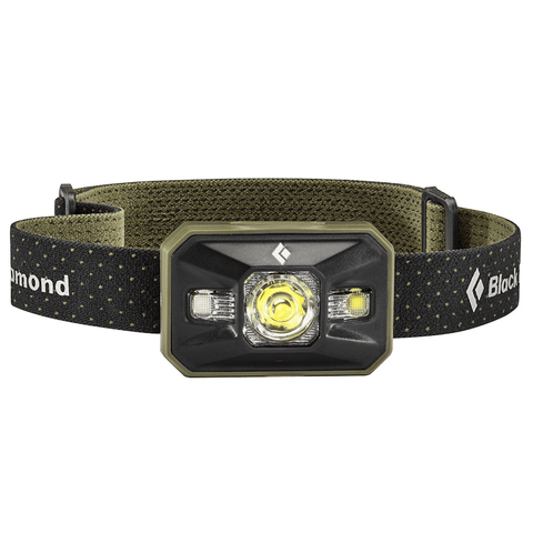 """Black Diamond STORM Dark Olive Headlamp"""