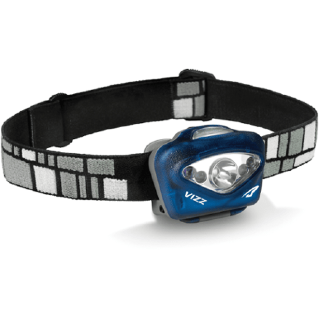 Princeton Tec Vizz Blue Headlamp