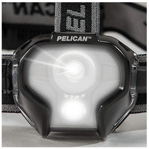 Pelican 2785 Headlamp Front Shot