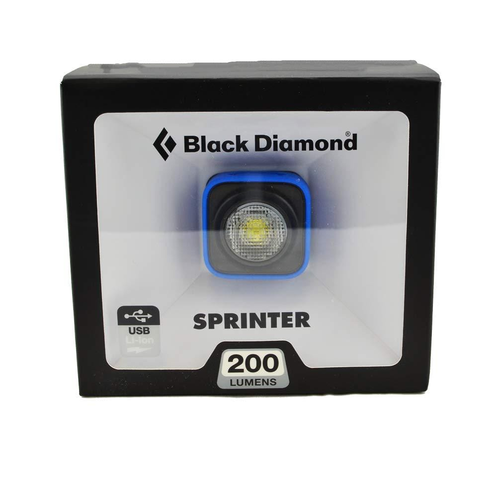 """Black Diamond SPRINTER 200 Lumen LED Headlamp"""