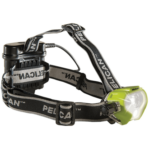 Pelican 2785 Yellow Headlamp